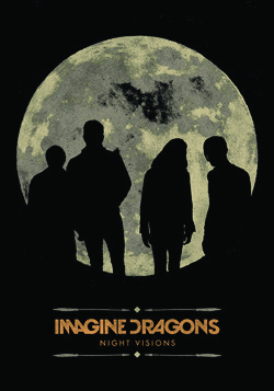 Imagine Dragons Wall Tapestry