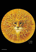 Stanley Mouse - Sun Lion