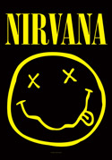 Nirvana - Smiley Face