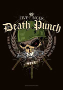Five Finger Death Punch - Warhead