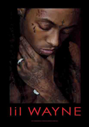 Lil Wayne Fabric Band Poster