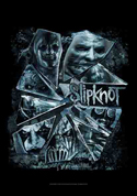 Slipknot - Fabric Music Poster