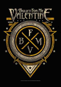 Bullet for My Valentine - Fabric Music Poster