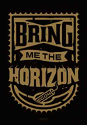 Bring Me the Horizon - Fabric Music Poster