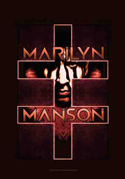 Marilyn Manson - Fabric Music Poster